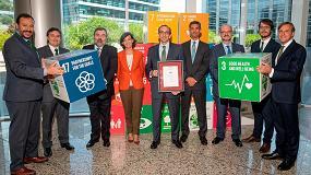 Foto de AENOR otorga el certificado de Empresa Saludable a todas las unidades de negocio de Iberdrola en el mundo