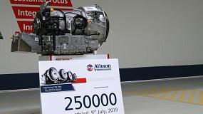 Foto de Allison Transmission Hungría ensambla 250.000 cajas de cambios completamente automáticas