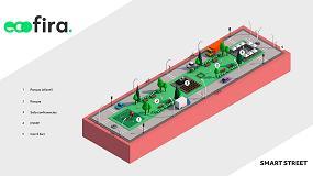 Foto de Ecofira y Efiaqua recrearán una 'smart street' con los últimos avances tecnológicos urbanos