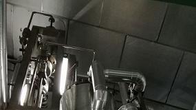 Foto de Nueva planta de destilación Short Path, vacío de trabajo de hasta 0,005 mbar