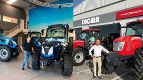 Foto de Dicma Maquinaria Agrícola, nuevo concesionario Landini y McCormick en Jaén