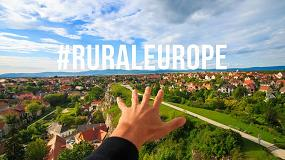 Foto de Campaña en redes sociales para visibilizar los territorios rurales europeos