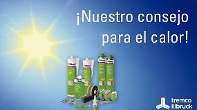 Foto de Consejos para la aplicación de productos illbruck en verano