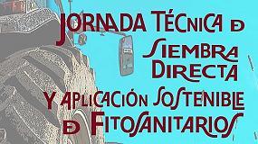 Foto de El MAPA prepara una Jornada Técnica sobre agricultura de conservación y aplicación sostenible de fitosanitarios