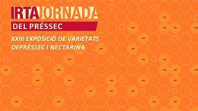 Foto de Alcarràs acogerá una nueva edición de la Jornada del Melocotón del IRTA