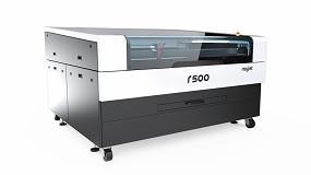 Foto de Trotec Laser muestra en C!Print Madrid 2019 su concepto 'Laser in Motion'