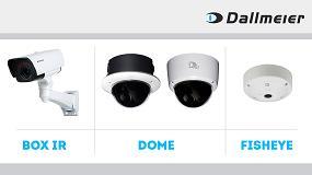 Foto de Nueva serie de cámaras 5000 de Dallmeier con H.265 HEVC y clasificación de objetos soportada por IA
