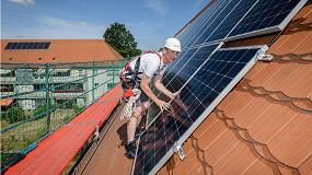 Foto de Solarwatt participa en la iniciativa '1.000 techos solares' en Alemania