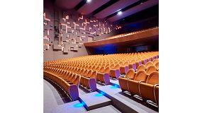 Foto de El Teatro Municipal de Nicosia instala sistemas EN54 de LDA