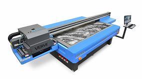 Foto de Digital Hires presenta la nueva Colorjet Verve LED, para la impresión directa sobre todo tipo de materiales