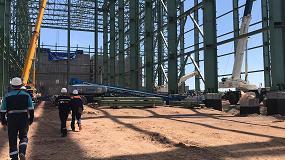 Foto de Genie participa en el gran proyecto de expansión en la mina de cobre de Kaz Minerals en Kazajstán