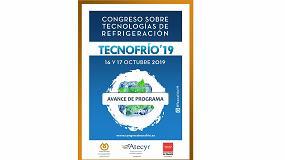 Foto de Seleccionadas las ponencias para Tecnofrío 2019