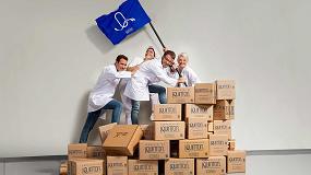 Foto de Unión de Mutuas certifica a Laboratorios Quinton por disminuir la siniestralidad laboral en su empresa
