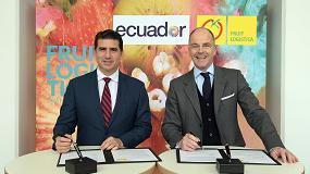 Foto de Ecuador, país socio de Fruit Logistica 2020