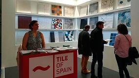 Foto de Tile of Spain participa en la feria Maison&Objet (París)