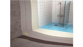 Foto de Anfapa ofrece las claves para la impermeabilización de zonas húmedas en un baño