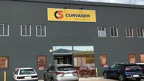 Foto de Curvaser abre sus puertas para mostrar la última tecnología en doblado y curvado