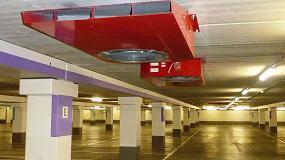Foto de Nueva Norma UNE 100166 sobre ventilación en aparcamientos