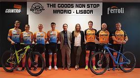 Foto de El Grupo Ferroli apuesta por el deporte