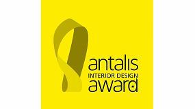 Foto de Antalis convoca la edición 2019 de su concurso Antalis Interior Design Award