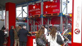 Foto de AR Racking participará en Expo Bodegas & Logística