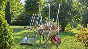 Foto de NatureLine, la nueva gama de herramientas de Gardena con mangos de madera de alta calidad