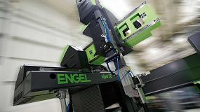 Foto de Nuevos productos de automatización de Engel para la K 2019