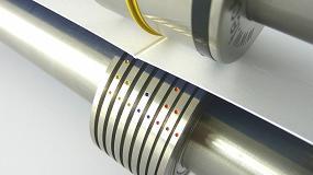 Foto de Los sistemas Tri-Creaser de Technifold evitan la rotura del papel en las plegadoras