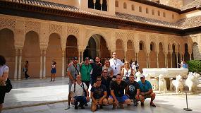 Foto de Spit Paslode celebra su reunión de ventas de verano en Granada