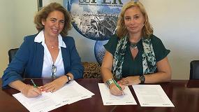 Foto de Aenor y FER firman acuerdo de colaboración para fomentar la formación de sus asociados