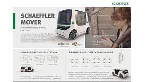 Foto de Space Drive y Schaeffler Mover abren paso hacia un futuro sostenible y autónomo