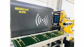 Foto de Borche K 2019: proyectos llave en mano, nueva inyectora BI y máquinas BU de hasta 6.800 t