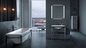 Foto de Duravit define las tendencias para los baños de diseño modernos