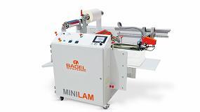 Foto de Bagel Systems lanza la nueva laminadora digital Minilam B3 v19
