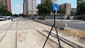 Foto de Acero Estudio realiza con éxito el levantamiento de una nube de puntos y modelado en BIM del estado actual de la nueva línea 10 de Metrovalencia