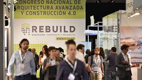 Foto de La sostenibilidad y la eficiencia energética, atributos inseparables de la edificación del futuro, serán protagonistas de Rebuild 2019