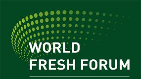 Foto de World Fresh Forum, la ventana abierta en Fruit Attraction a China, Singapur e India