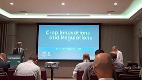 Foto de Grupo Agrotecnología aporta soluciones para la protección de cultivos en hileras en el Crop Innovations and Regulations 2019