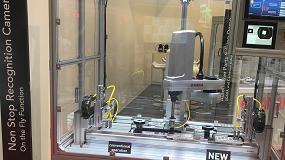 Foto de Yamaha presenta su visión 'on the fly' para una automatización robótica más rápida en Motek 2019