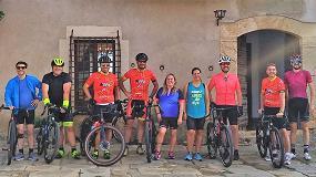 Foto de Compartimos dos pasiones: las personas y el ciclismo