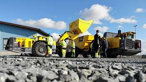 Foto de Epiroc recibe pedidos de maquinaria eléctrica para minería de clientes de diferentes países