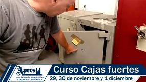 Foto de Apecs organiza el curso sobre cajas fuertes para profesionales