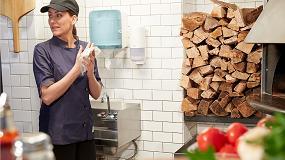 Foto de Tork recomienda la línea Reflex para controlar el orden y la limpieza en las cocinas