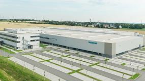 Foto de Dematic automatiza el Centro Tecnológico de Siemens con AutoStore