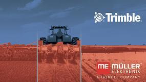 Foto de Trimble añade a su catálogo los productos de Müller-Elektronik