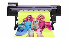 Foto de Mimaki lanza la serie Plus de impresoras y cortadoras de gran formato