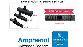 Foto de Amphenol Thermometrics, sensores de temperatura de flujo