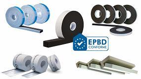 Foto de ISO-Chemie y sus productos, preparados para la directiva sobre eficiencia energética de los edificios