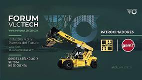 Foto de GAM y Hyster patrocinan el I Forum VLC Tech Valencia