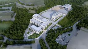 Foto de Hyundai Construction Equipment comienza a construir un su nuevo 'Centro de evaluación de la fiabilidad'
